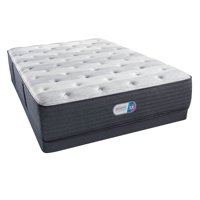 Beautyrest Platinum Haven Pines luxury Firm Low Profile Mattress Set - In Home White Glove Delivery