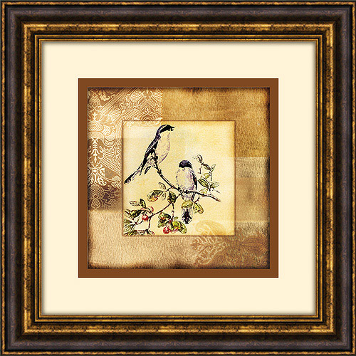 Birds II Framed Art
