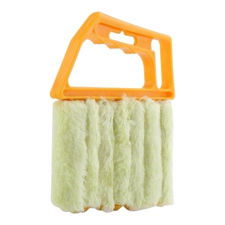 Ejoyous Mini nettoyeur tenu dans la main, nettoyeur de nettoyeur de climatiseur de fenêtre aveugle vénitien de brosse - image 10 de 11