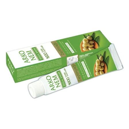 Arko Nem Natural Care Olive Oil Cream 20cc .7oz Tube