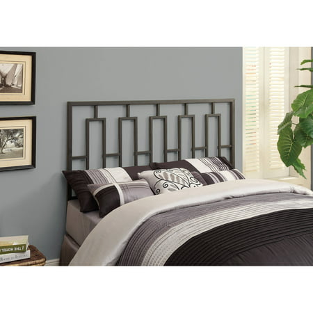 Monarch Bed Queen Or Full Size / Black Head Or -