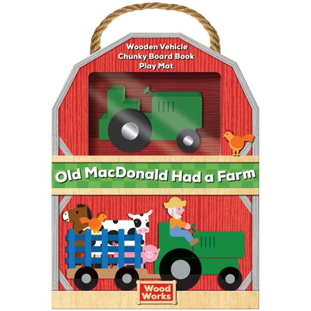 Woodworks: Woodworks Nursery Rhymes: Old MacDonald Had a Farm -
