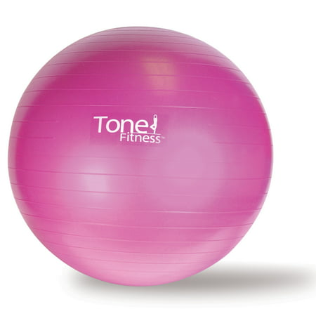 Tone Fitness Anti-burst Stability Ball, Assorted Sizes