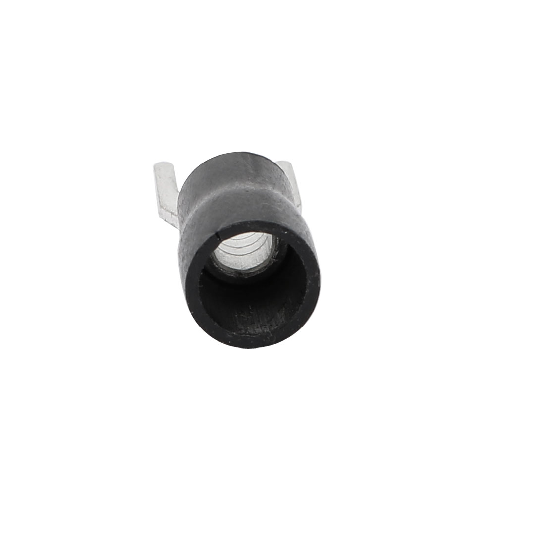 30Pcs AWG 12-10 U-Type Crimp Terminals Insulated Wire Connectors Black - image 1 of 2