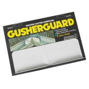 Amerimax Home Products 3 Pack White Gusher Guard 25074