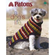 Patons-A Dog's Life - Decor