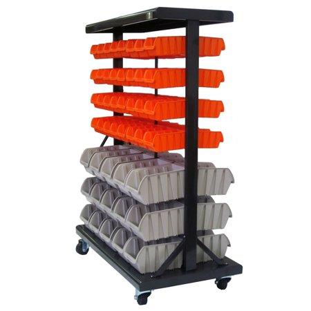 TRINITY Dual-Sided EcoStorage™ Bin Rack (Trinity Box)