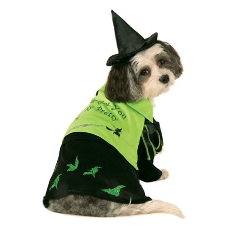 Wicked Witch of the West Pet Costume](Witch Costume For Dogs)