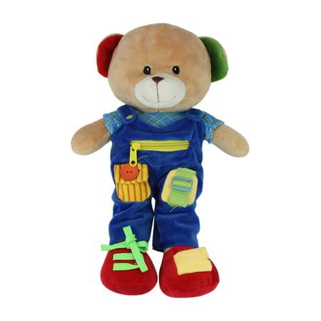 Educational Teddy Bear Plush Toy 16