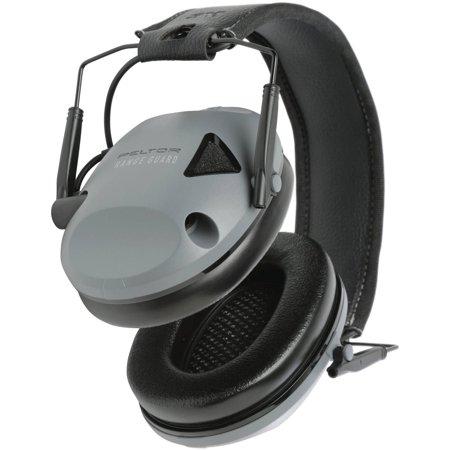 Peltor Rangeguard Electronic Hearing Protector  Black