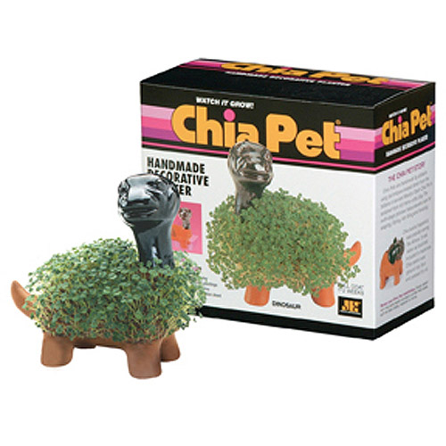 As Seen on TV Chia Pets Chia Dinosaur