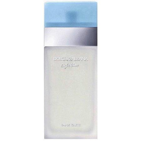 ($134 Value) Dolce & Gabbana Light Blue For Women Eau De Toilette, Perfume for Women, 6.7 Oz