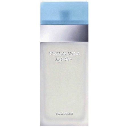 Dolce & Gabbana Light Blue For Women Eau De Toilette Natural Spray, 6.7 Fl (Dolce And Gabbana Light Blue Eau Intense Men)