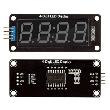 0.56'' TM1637 4Bit Digital LED 7 Segment Clock Tube Display For Arduino - image 5 of 5