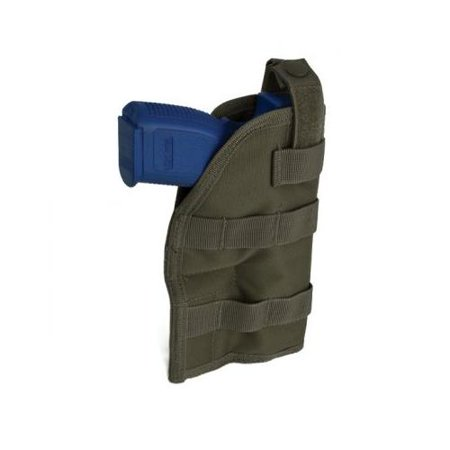 - MOLLE Pistol Holster - Olive Drab