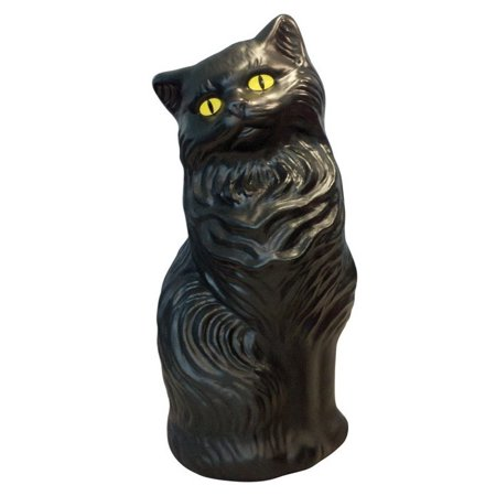 Union Products 00161 Halloween Blow Mold Cat, Black, 17