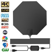 Best Coaxial Cable For Tv Antennas - TV Antenna - HDTV Antenna Support 4K 1080P Review