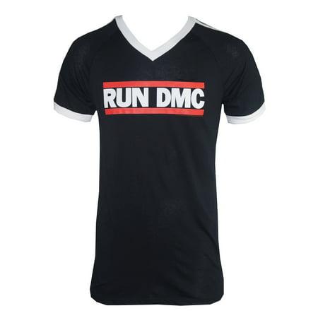 Color Run T Shirt (RUN DMC Horizontal Logo Soccer T-Shirt)