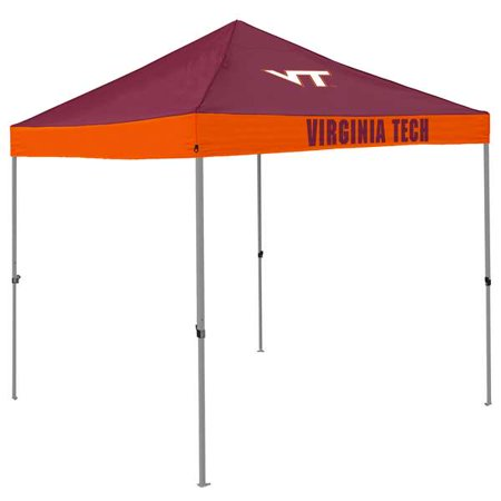 - Virginia Tech Hokies 10 X 10 Canopy Shelter Tailgate Tent