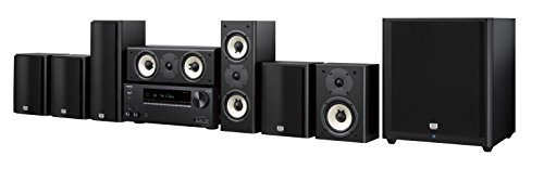 Onkyo THX Certified 7.1-Channel Surround Sound Speaker System Black (HT-S9800THX) by Onkyo