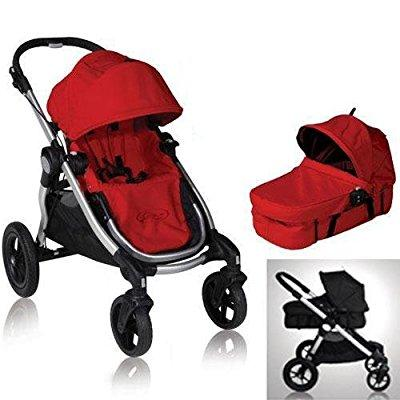 Baby Jogger 81263kit1 2011 city select stroller with bass...