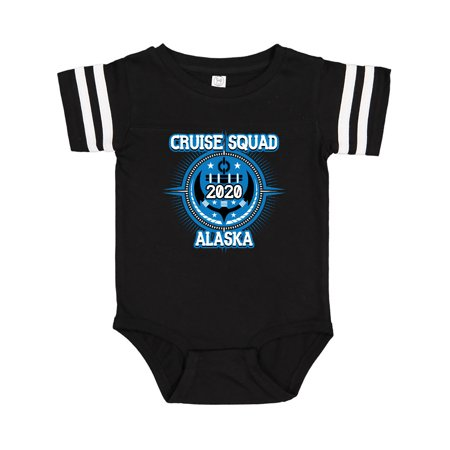 Alaska Cruise Squad 2020 Infant Creeper