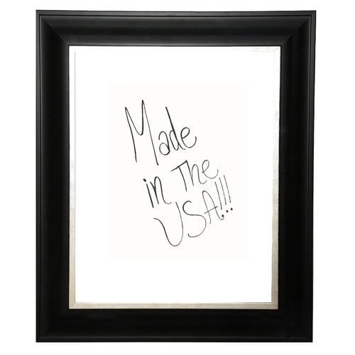 Rayne Mirrors Wall Mounted Dry Erase Board
