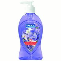 Lucky Super Soft Mermaid Liquid Soap, Anti-Bac., Lavender Bouquet, 13.5 Oz