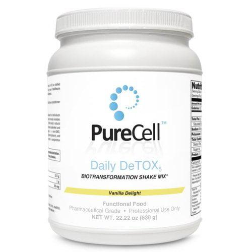 PureCell 706 Daily DeTox Vanilla 22.22 oz