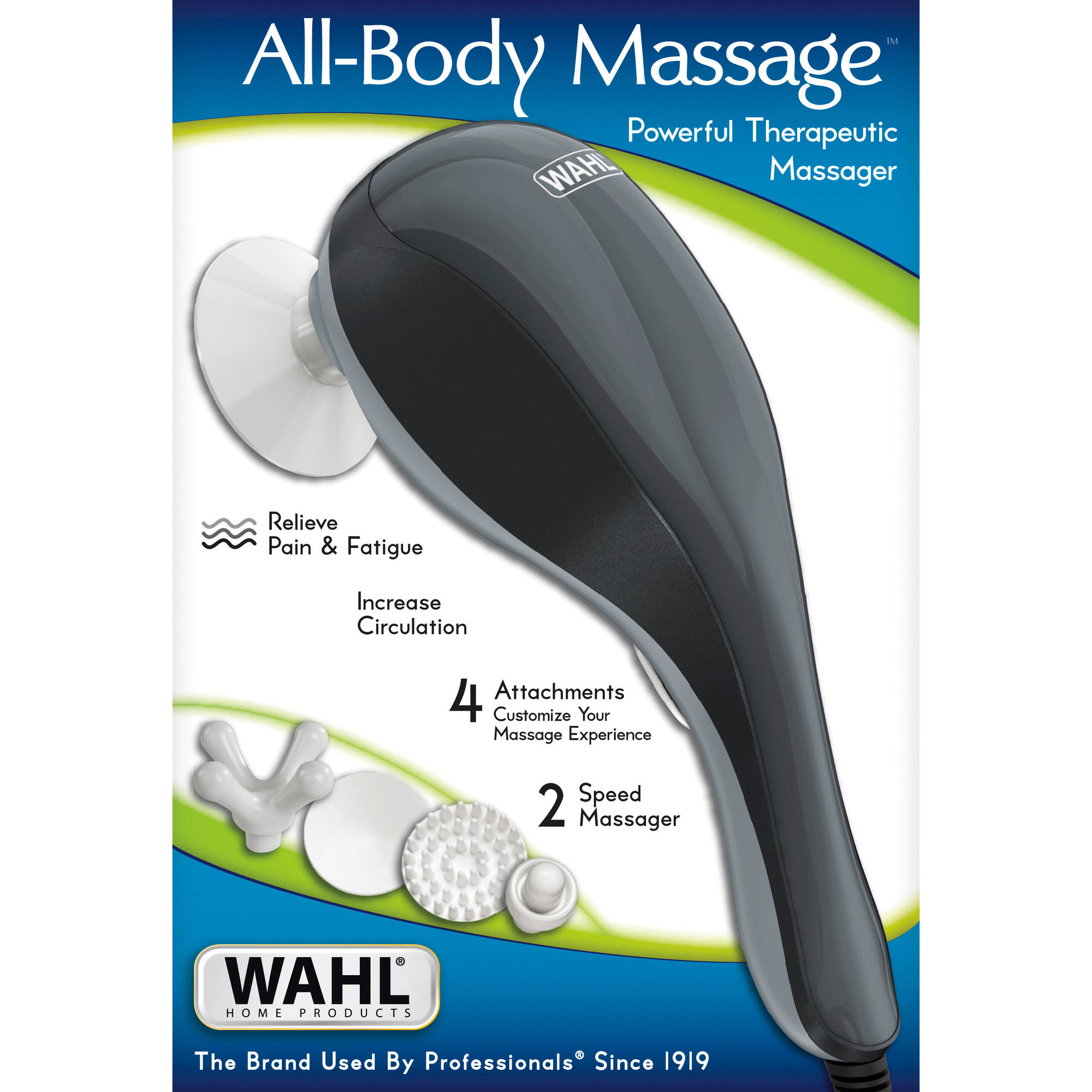 WAHL All Body Therapeutic Massager, Model 4120-600