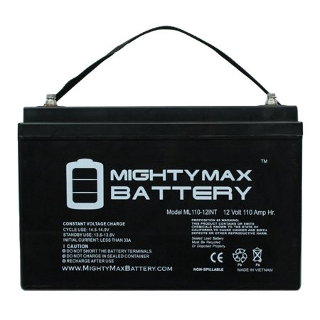 12V 110AH SLA Battery Replacement for Xantrex XW4024 230 50