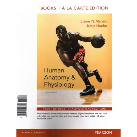 Human Anatomy & Physiology 10th Edition + Laboratory Manual, Rat ...