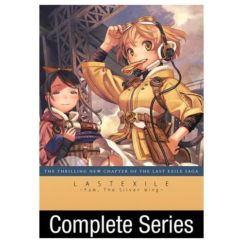 Last Exile - Fam The Silver Wing Complete Series (2011)