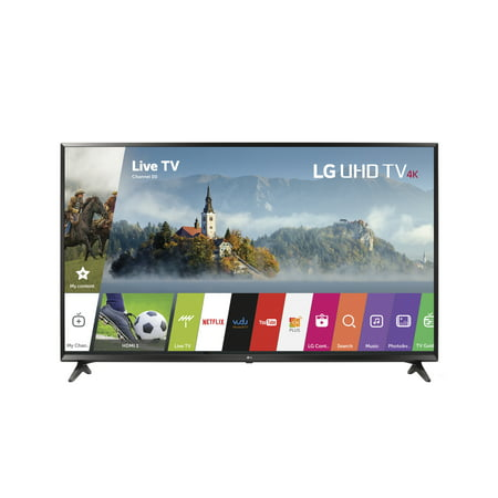 Lg 55 Class 4k 2160p Ultra Hd Smart Led Tv 55uj6300 Walmart