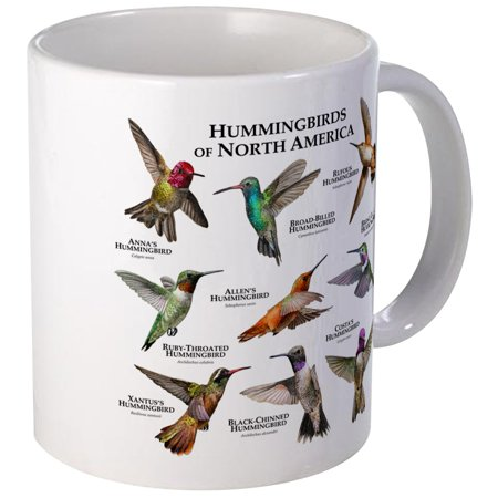 CafePress - Hummingbirds Of North America Mug - Unique Coffee Mug, Coffee Cup CafePress - Angry Birds Halloween Coffee Mugs