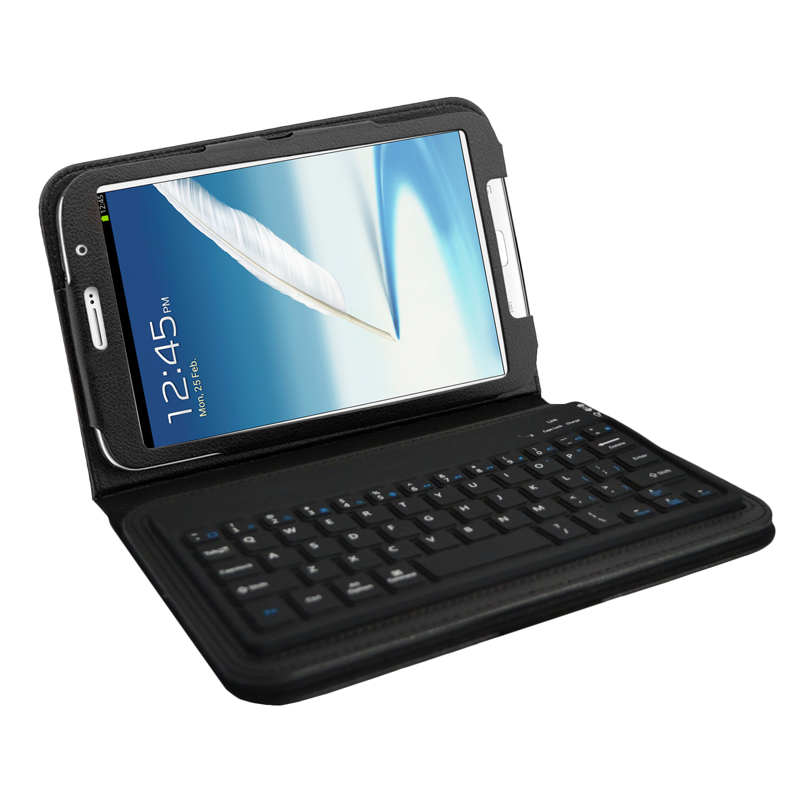 Bluetooth Keyboard Folio for Samsung Galaxy Note 8.0 (87568)
