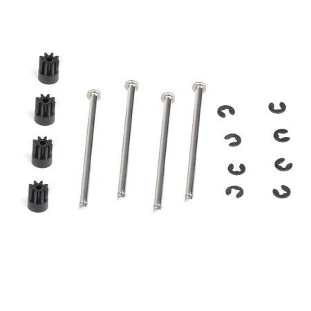EEEKit for Parrot AR Drone 2.0 Quadcopter,Spare Parts Motor Pinion Gears & Shaft Replacement Set+Original Part Mounting