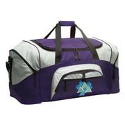 Broad Bay Tri Delta Sorority Duffel Bag or Tri Delt Gym Bags