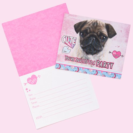 Rachael Hale Dog Love Invitations (8)