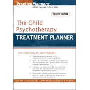 The Child Psychotherapy Treatment Planner by Arthur E Jongsma