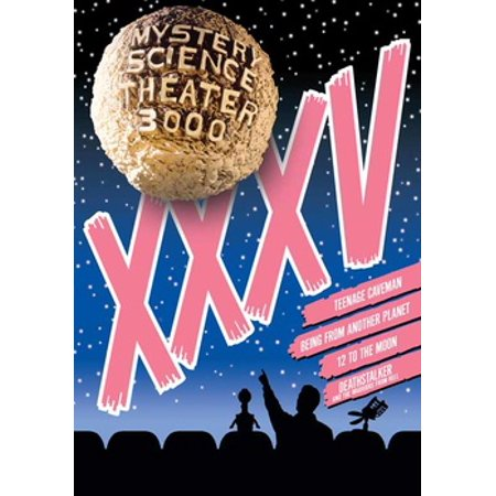 Mystery Science Theater 3000 XXXV (DVD)