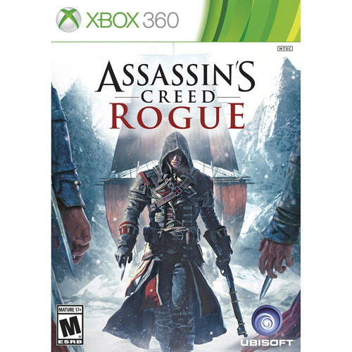 Assassin's Creed: Rogue (Xbox 360) Ubisoft, 887256000103