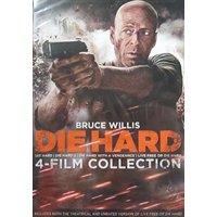 Die Hard: 4-Film Collection (DVD)