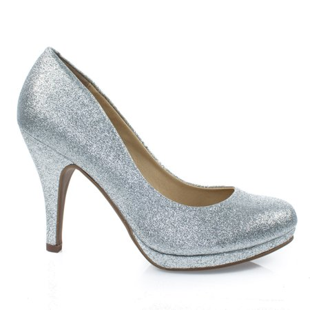 Jack by City Classified, Comfortable Foam Padded Round Toe Classic High Heel Pump