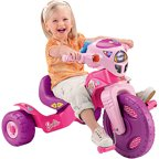 Fisher Price Power Wheels Barbie Mustang Ride On Walmart Com