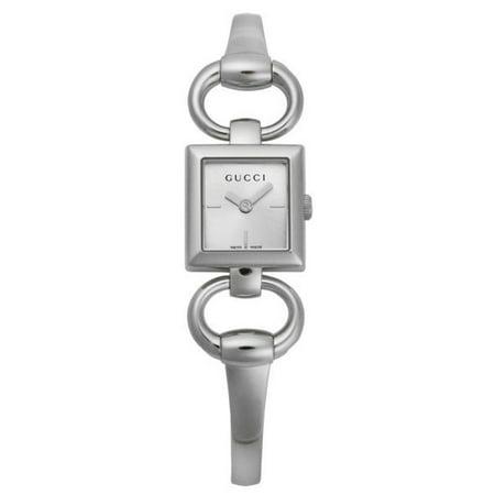 858a79aec Gucci - Gucci Womens Tornabuoni YA120502 19mm Watch 391409510638-E ...