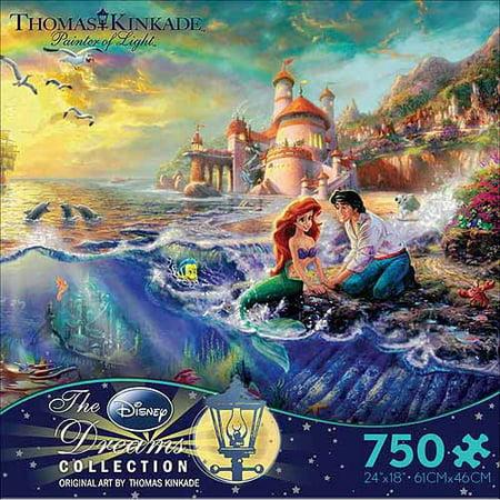 Ceaco Kinkade Disney Dreams Bambi Puzzle, 750 pieces - Disney Puzzle