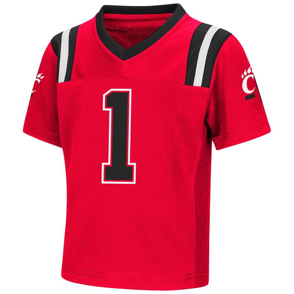 Toddler Cincinnati Bearcats Football Jersey - 2T
