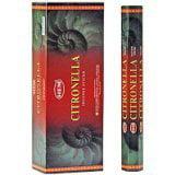 Hem Citronella Incense, 120 Stick Box Hem Hex Incense Sticks
