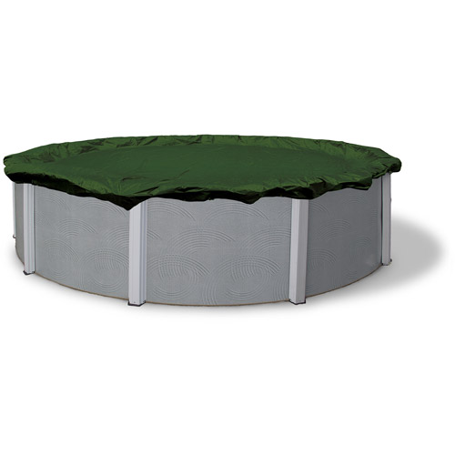 Blue Wave Silver 12-Year 28' Round Above-Ground Pool Winter Cover